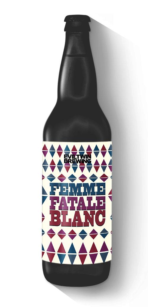 Femme Fatale Blanc Evil Twin Brewing