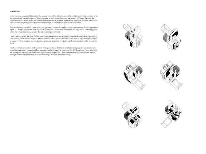 peter eisenman essay Sample of peter zumthor essay (you can also order custom written peter zumthor essay.
