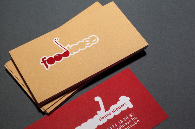 Food loose lennartz graphics logo design and business cards for food loose a food catering service colourmoves
