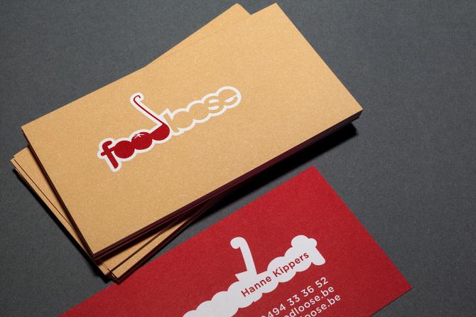 Foodloose01g service business cards food loose lennartz graphics colourmoves